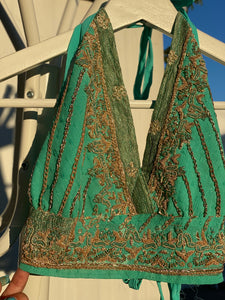 Turquoise Dreams halter top