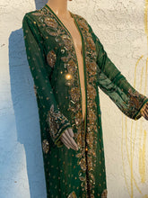 Load image into Gallery viewer, Emerald Glow Robe