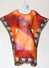 FireFlower Princess Butterfly Dress