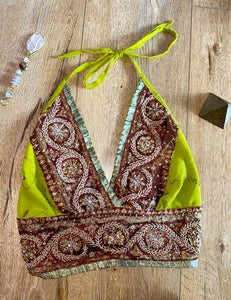 Earth Goddess Halter Top