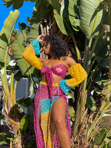 Passionfruit goddess set