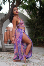 Load image into Gallery viewer, Lilac Hippie Halter