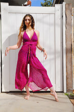 Purple Mirrordrops Jumpsuit