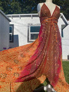 Sunrise Magic Dress