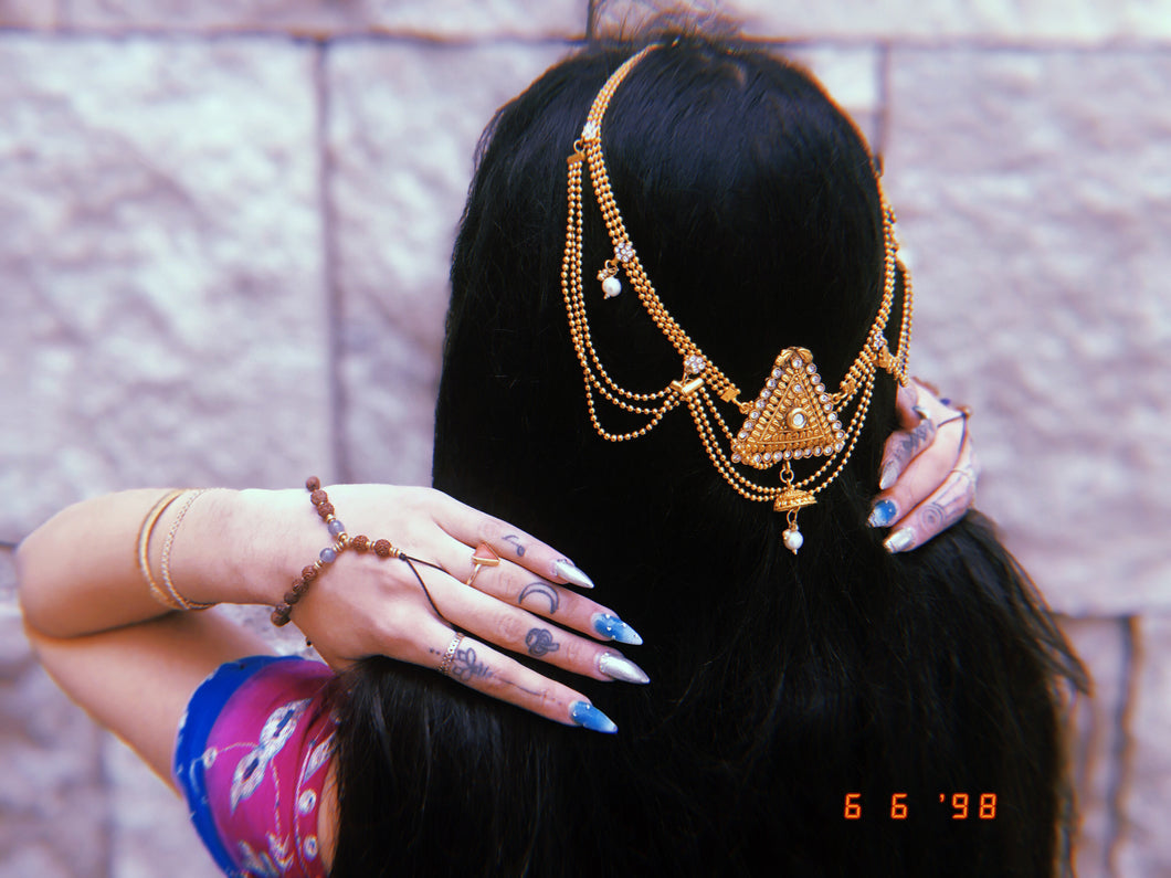 Trinity Devi Head Chain
