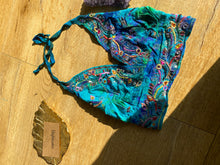 Load image into Gallery viewer, Bohemian Butterfly halter top
