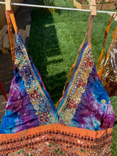 Load image into Gallery viewer, The Mystic Maharani halter top