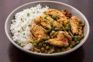 Kerala Spiced Chicken and Rice