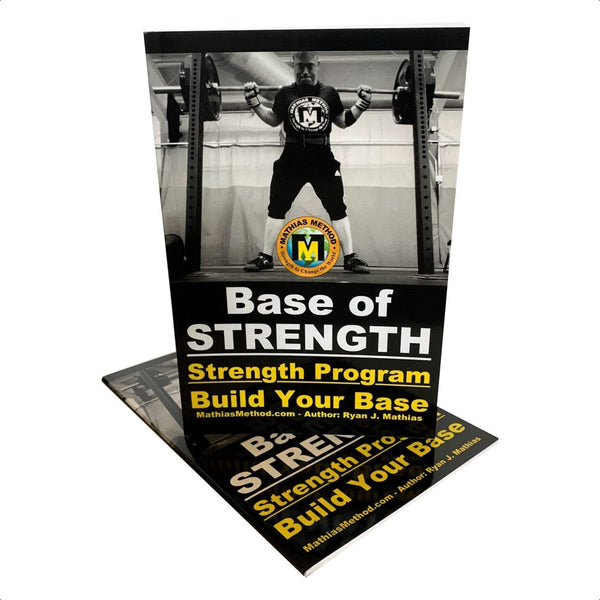 Base Of Strength Training Program - STRENGTH WORLD