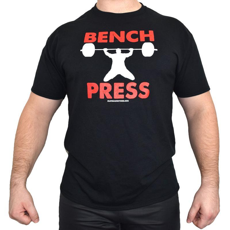 BENCH PRESS Shirt - STRENGTH WORLD