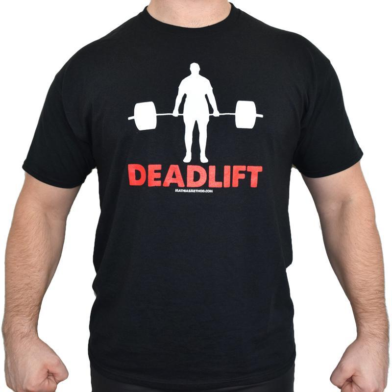 DEADLIFT Shirt - STRENGTH WORLD