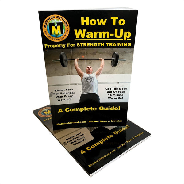 How To Warm-Up Properly for Strength Training Workout Guide - STRENGTH WORLD