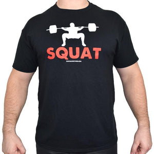 SQUAT Shirt - STRENGTH WORLD