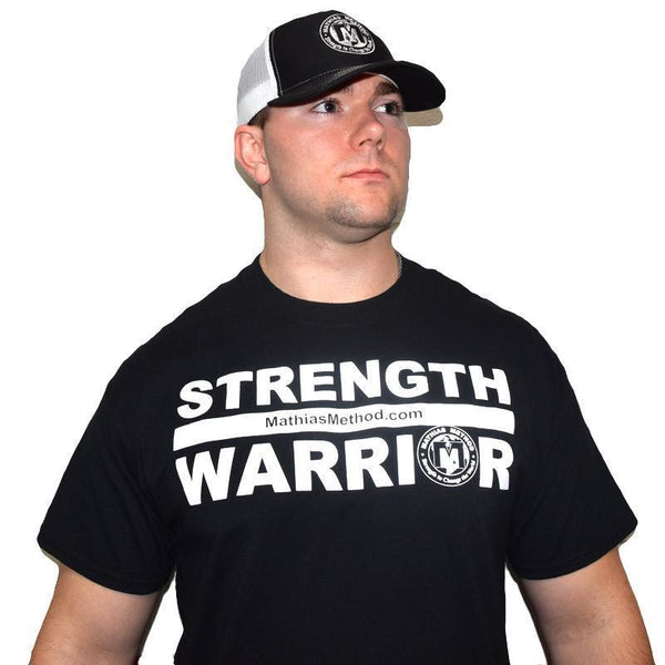 STRENGTH WARRIOR Training Shirt - STRENGTH WORLD