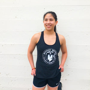 Women's Fitness Racerback Tank Top - STRENGTH WORLD