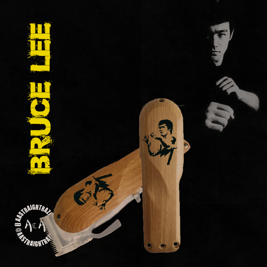 Bruce Lee Clipper Cover