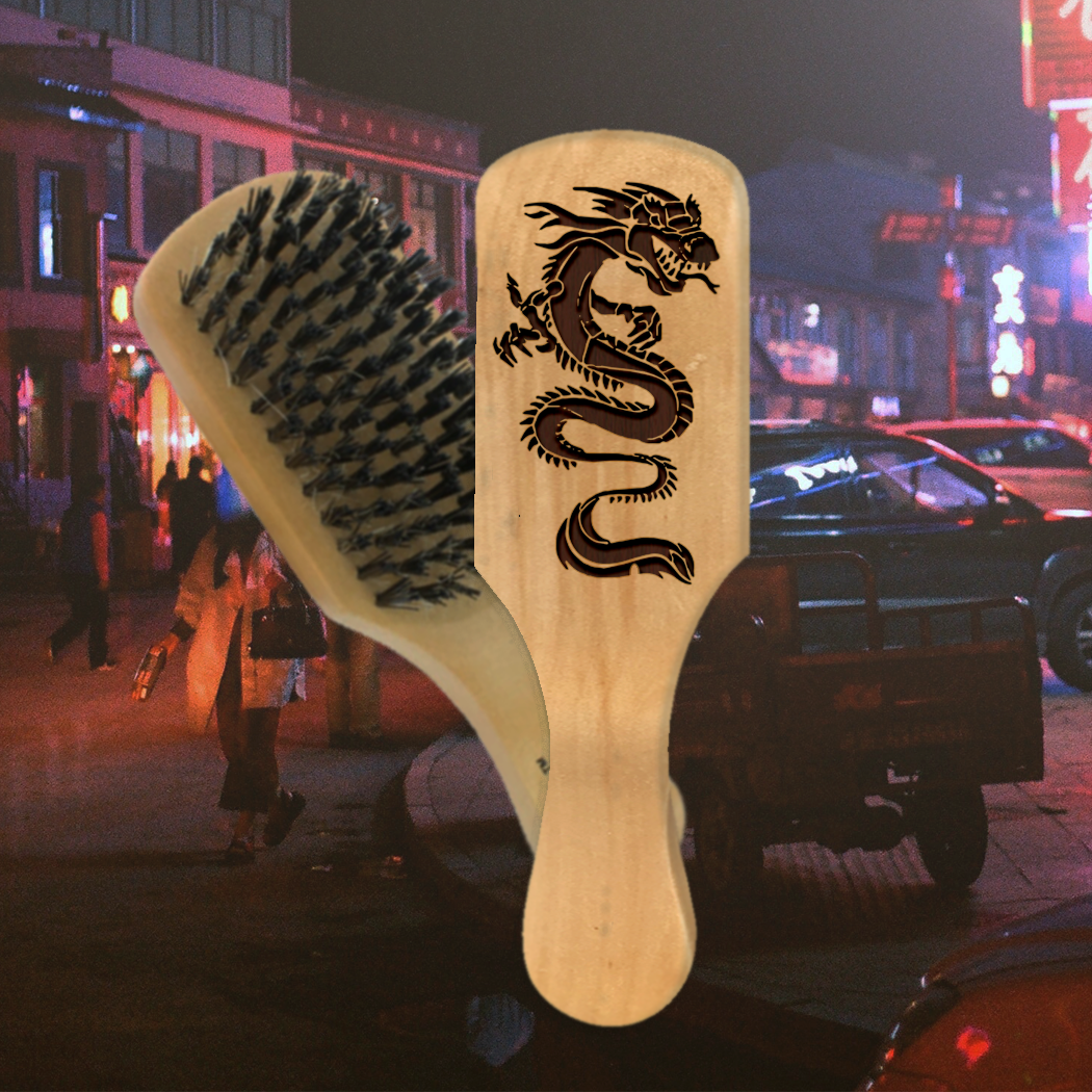 Dragon Brush(ing)