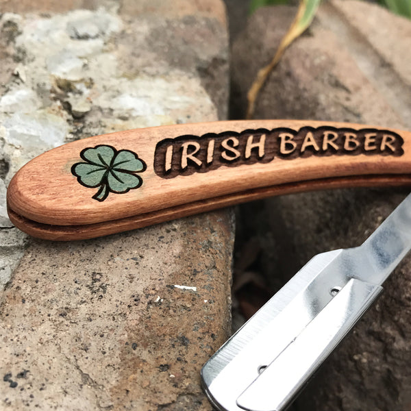 The Irish Barber