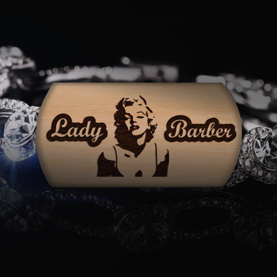 Lady Barber Brush(ing)