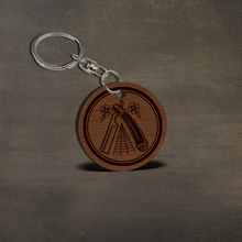 Tattoo Key chain
