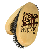 Spread Love Brush(ing)