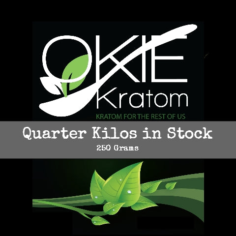 Quarter Kilos - IN STOCK