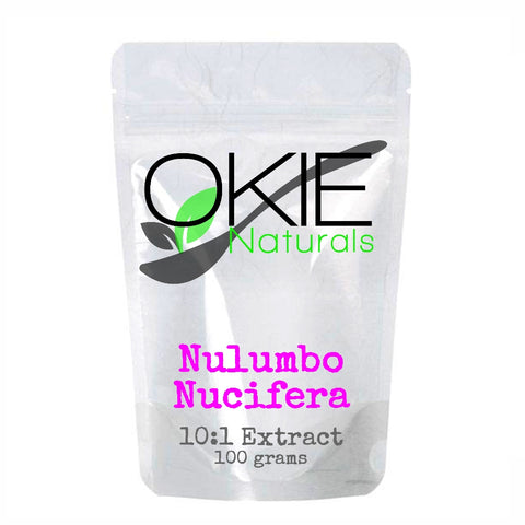 Nelumbo Nucifera 10:1 Extract