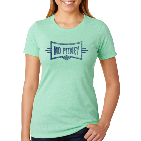 Ladies Mint Tee