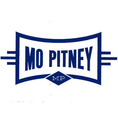 Mo Pitney Decal