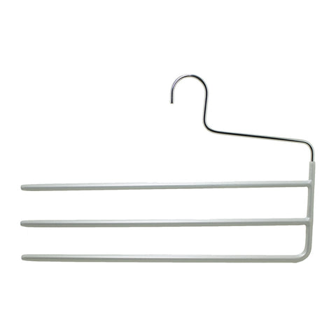Three-Pair Non-Slip Pant Hanger