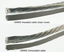 Uninsulated Cable for Star Cable System