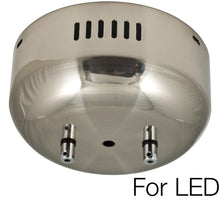 LED Alpha Satin Nickel Flex II Track Lighting Kit
