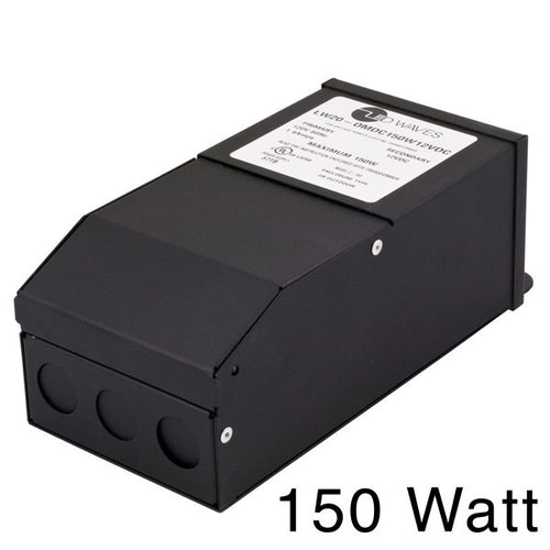 Magnetic Dimmable LED Power Supply (150 Watt, 12V DC)