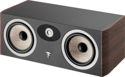 Focal Centre Speaker Aria CC900 - Dark Walnut Vinyl