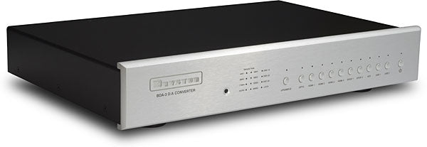 Bryston BDA-3 Digital To Analogue Converter