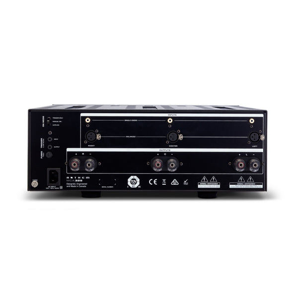 Anthem 3 Channel Power Amplifier MCA 325