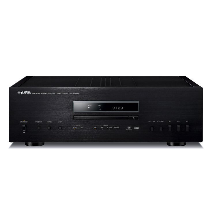 Yamaha CD, SACD Player CD-S3000