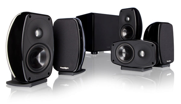 Paradigm Cinema 100 CT 5.1 Speaker Package