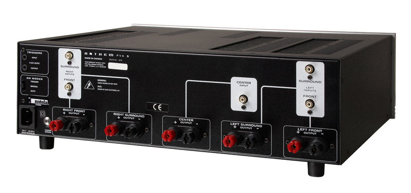 Anthem 5 Channel Power Amplifier PVA 5