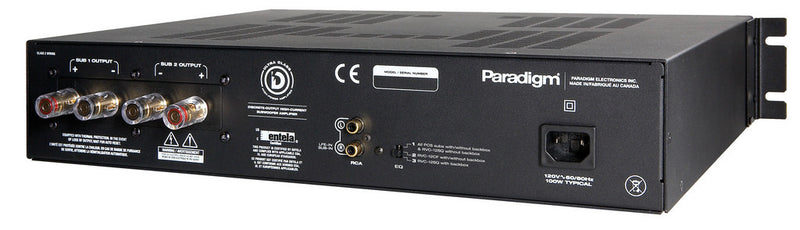 Paradigm Subwoofer Amplifier X-300