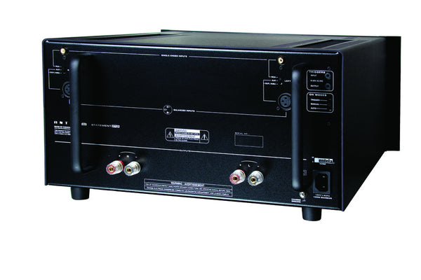 Anthem 2 Channel Power Amplifier P2