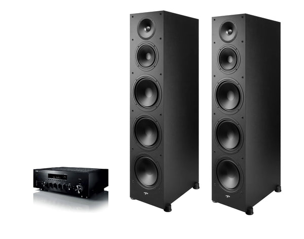Yamaha & Paradigm Streaming HiFi System