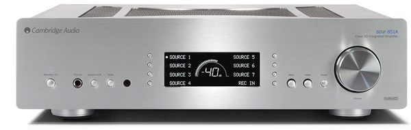 Cambridge Audio Azur 851A Integrated Amplifier