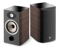Focal Aria 906 Bookshelf Speakers - Dark Walnut - Pair