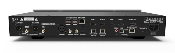Bryston BDA-3.14 DAC & Music Streamer