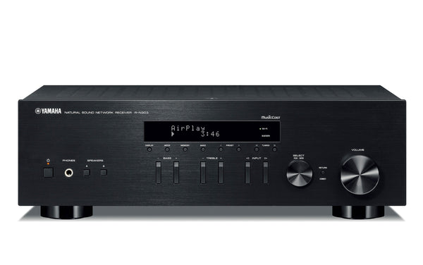 Yamaha R-N303 Network Stereo Receiver - Box Damage