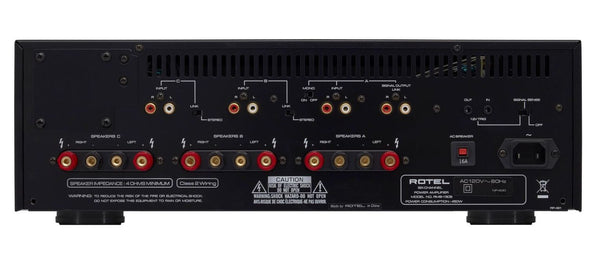 Rotel RMB-1506 6 ch Power Amplifier