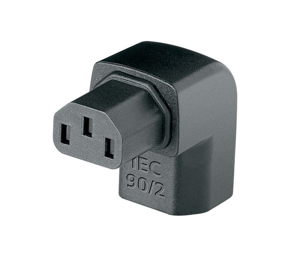 AudioQuest IEC90˚/2 AC Power Cable Adapter