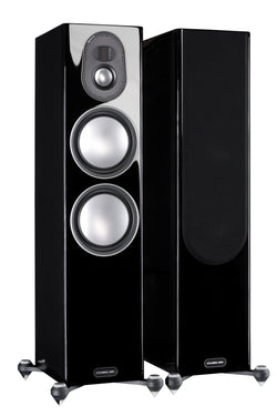 Monitor Audio Gold 300 Tower Speakers (2019) - Pair