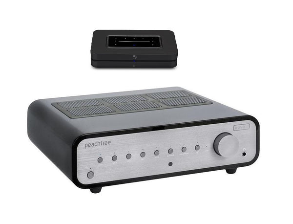 Peachtree Nova 150 Integrated amplifier & Bluesound Node 2i Package